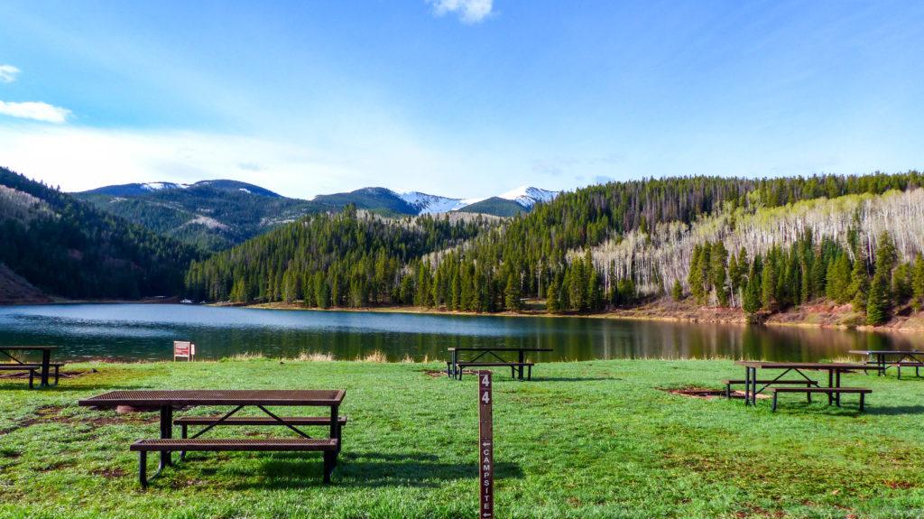 Silvan Lake RV