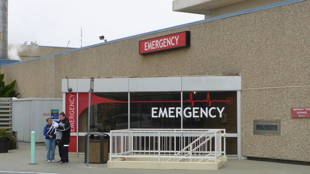 Krankenhaus in Pazifica