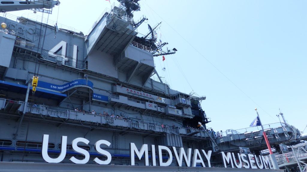 die USS Midway