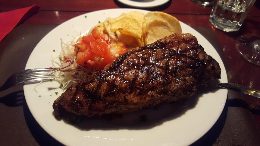 New York Steak , 17 oz