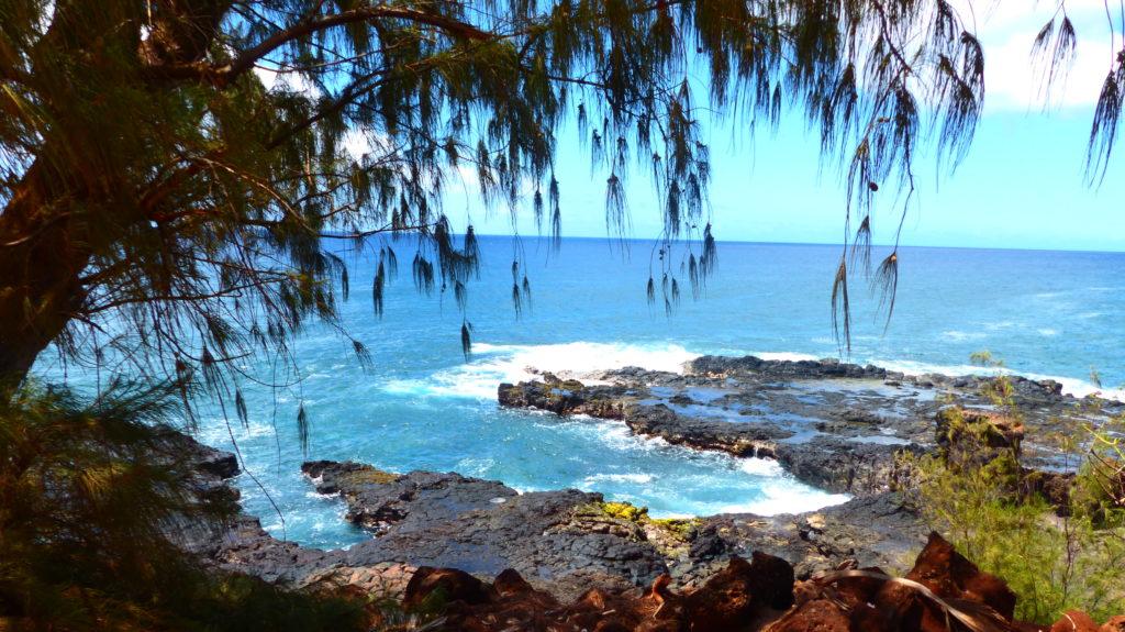 Küste in Kauaí