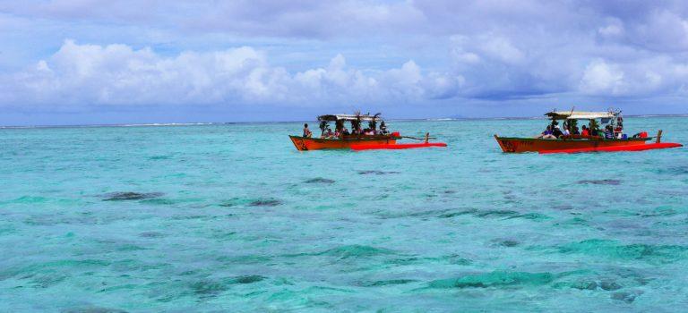 Bora Bora, Schatten über dem Paradies