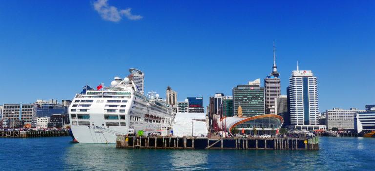 Auckland und  Waikeke Island