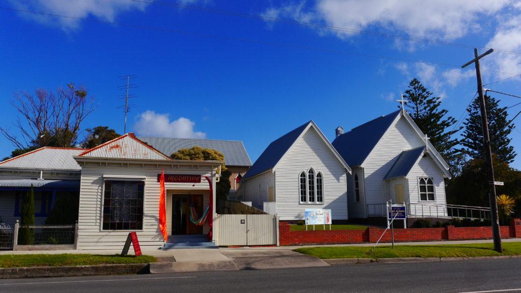 Kirche von Apollo Bay
