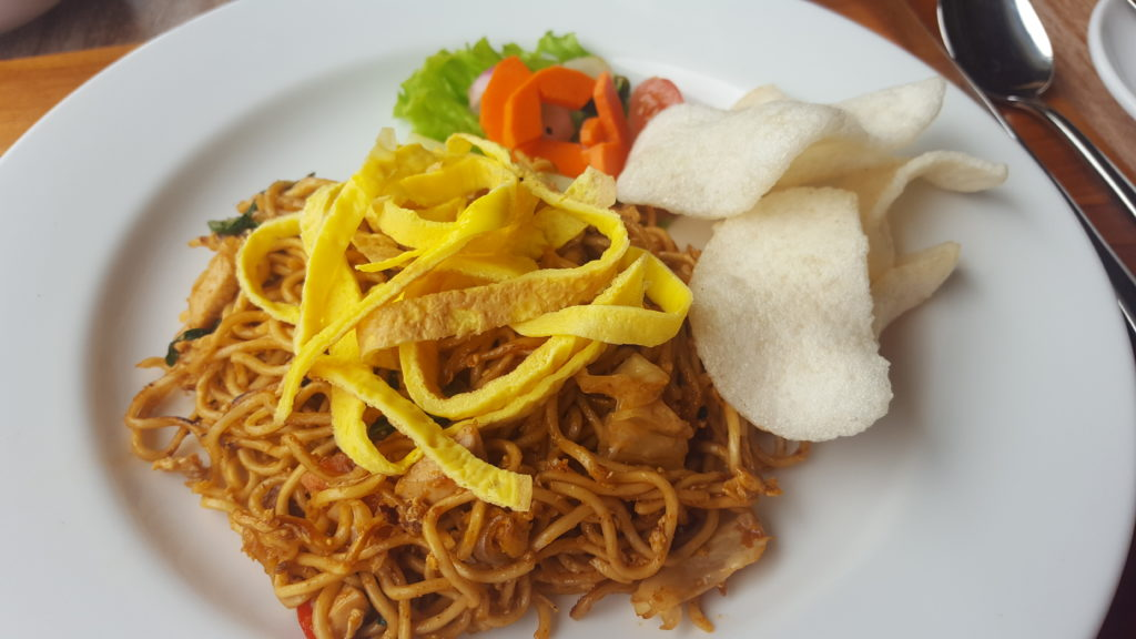 Mie Goreng, balinesisches Frühstück