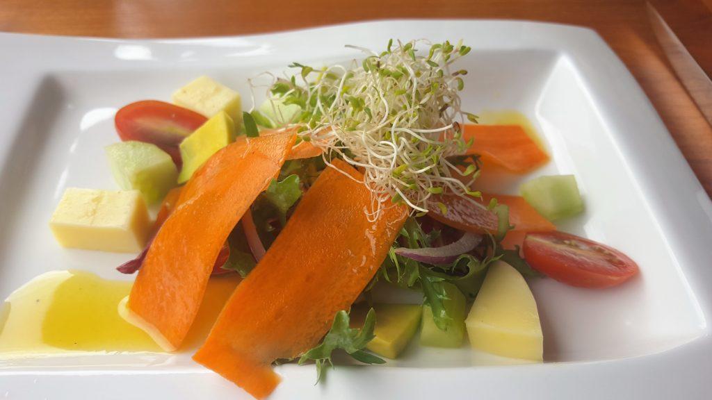 Frühstückssalat