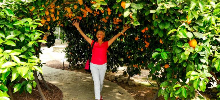 #Montecatini und der Paradiesgarten von Pescia#
