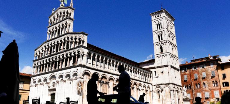 #Lucca#Fahrradstadt#Musik#süsse Versuchung#