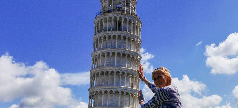 #Die schiefen Türme von Pisa#Agriglamping Podere Pianetti#