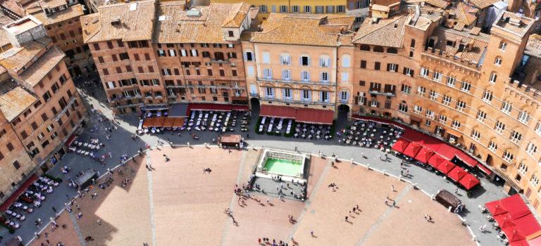 #Über den Dächern von Siena#
