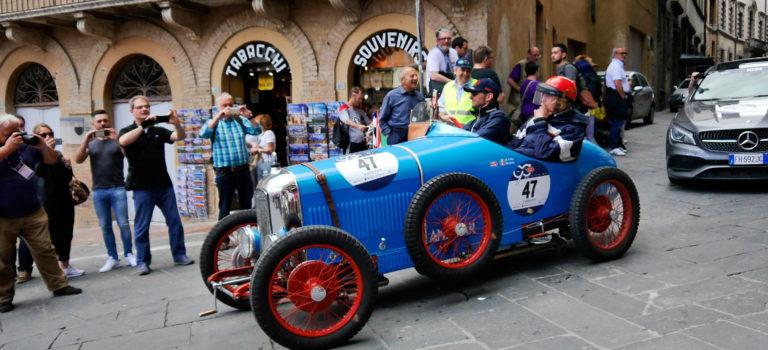 #Mille Miglia# das rollende Automuseum#