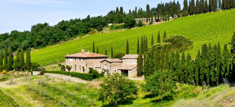 #Chianti#für mich das toscanischste Toscana#