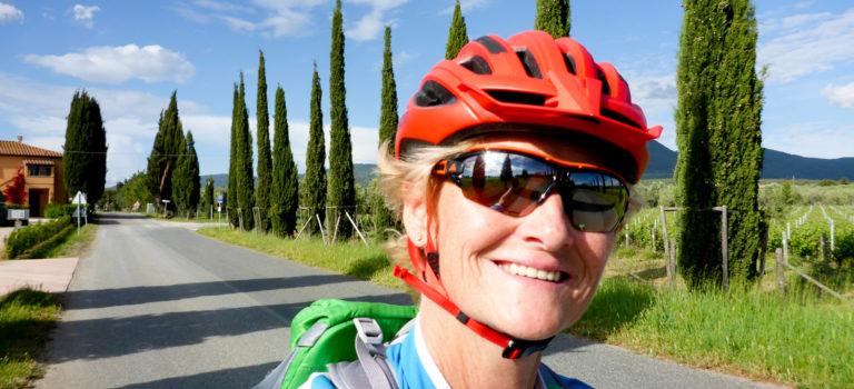 #Radtour nach Castagneto Carducci#Bolgheri #