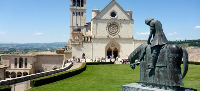#Assisi#auf den Spuren vom Franzl#
