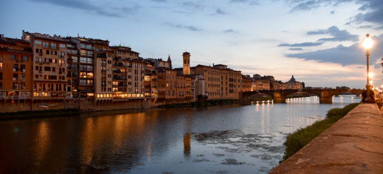 #Florenz#Landung mit Hindernissen#