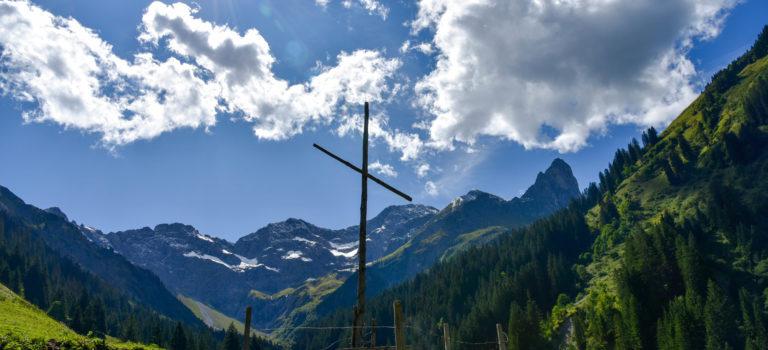 #Der Zitterklapfen muß noch warten#Bergkristallhütte#Tobelalpe#