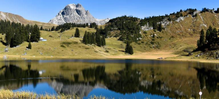 Körbersee und Kalbelesee – 2 Schätze vom Ländle