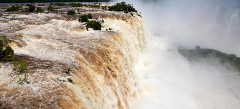 Weltwunder Iguazu