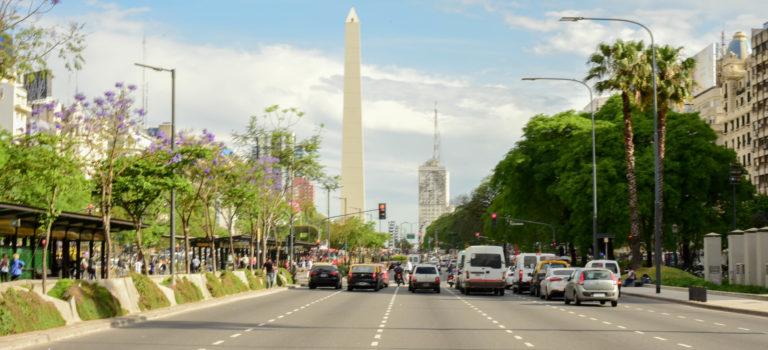 Stadt des Tangos –  Buenos Aires