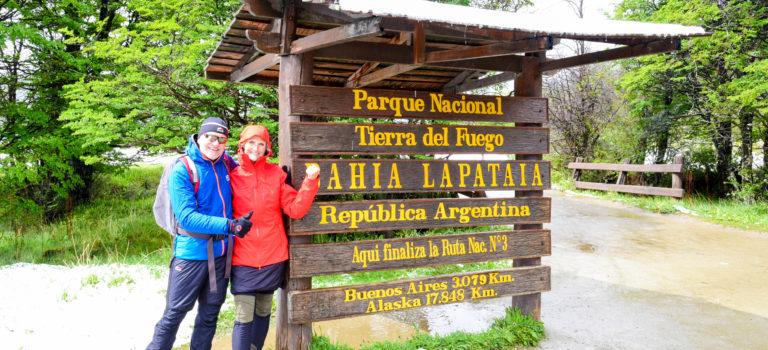 """Ushuaia und """"Fin del Mundo"""" – das Ende der Welt"""