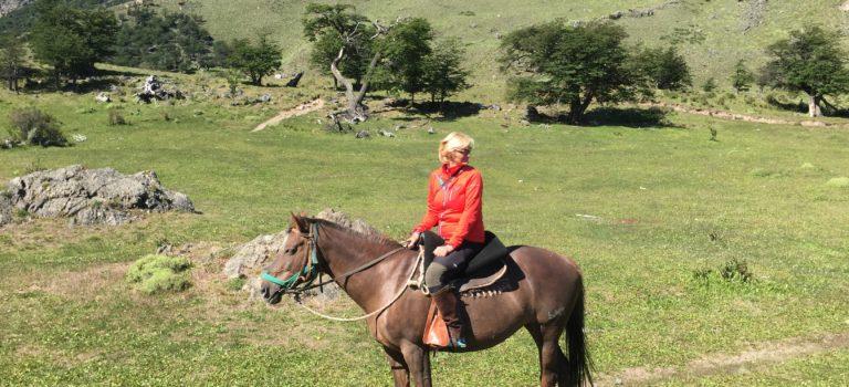 Einmal Gaucho sein… reiten am Fitz Roy