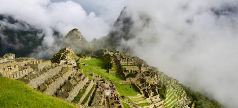 Machu Picchu – die verlorene Stadt der Inka