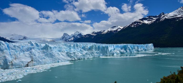 Gletscherwelt Patagonien