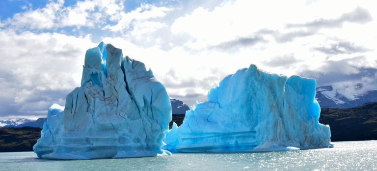 Ewiges Eis im Lago Argentino