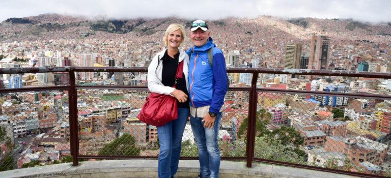 La Paz – die wahrscheinlich verrückteste Stadt der Welt