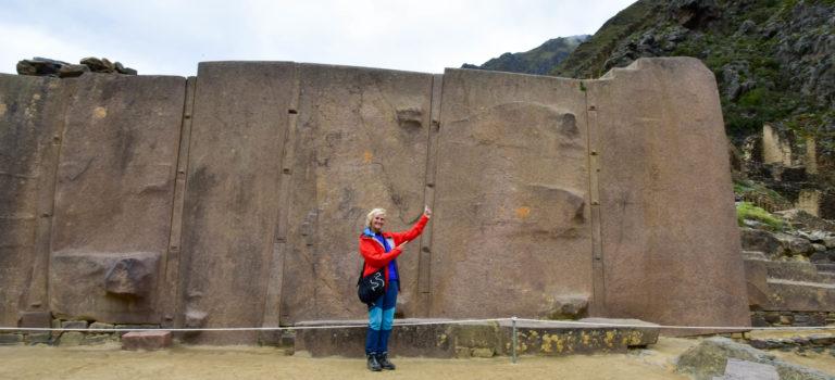 Stein auf Stein – das heilige Tal der Inka
