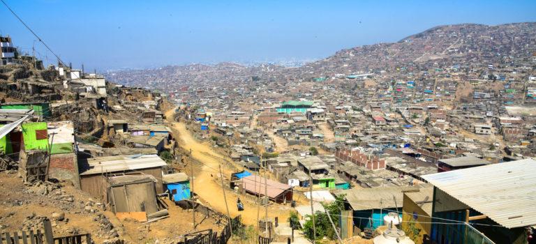 Auf Sand gebaut-die Wahrheit über Lima