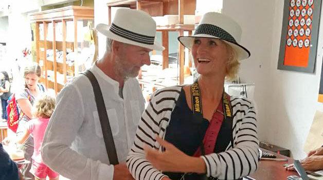 Der Panama-Hut aus Ecuador?