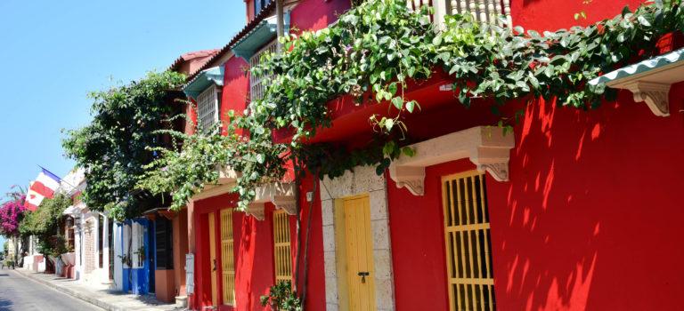 Urlaub von der Reise  in Cartagena