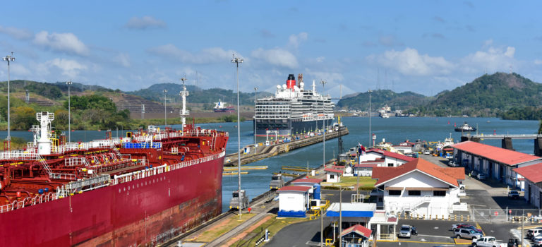Der Panamakanal