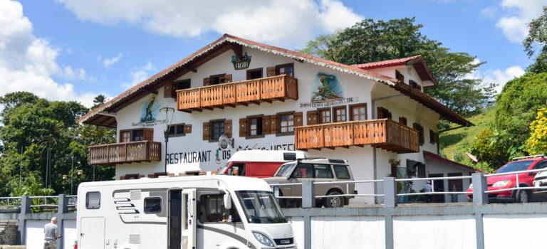 Ein schweizer Dorf in Costa Rica