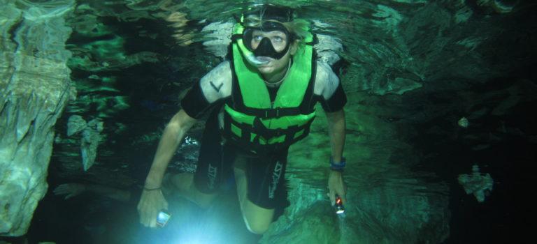 Nichts für Angsthasen – Abtauchen in die Höhlen von Yukatan