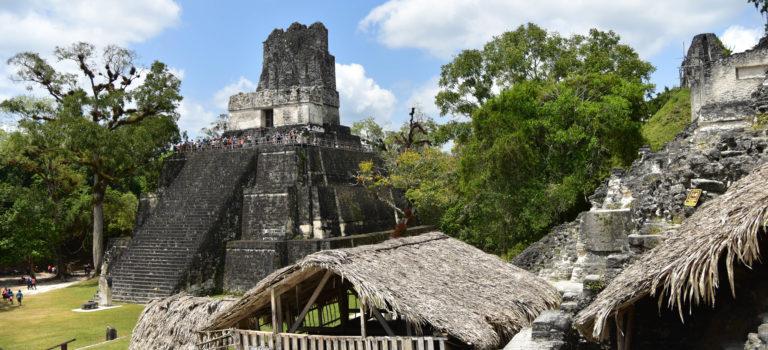 Die Mayastadt Tikal