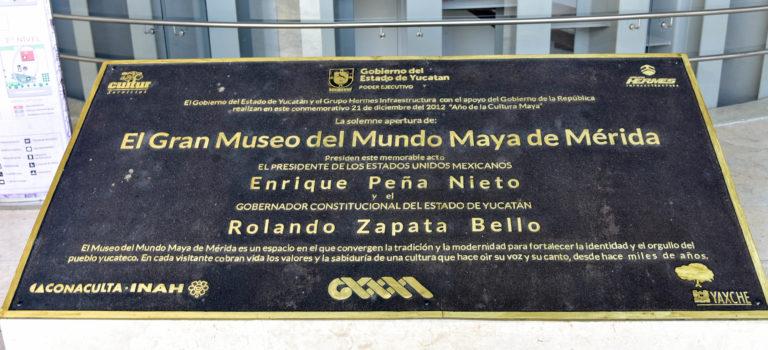 Gran Museo del Mondo Maya und die Hazienda San Pedro Ochil