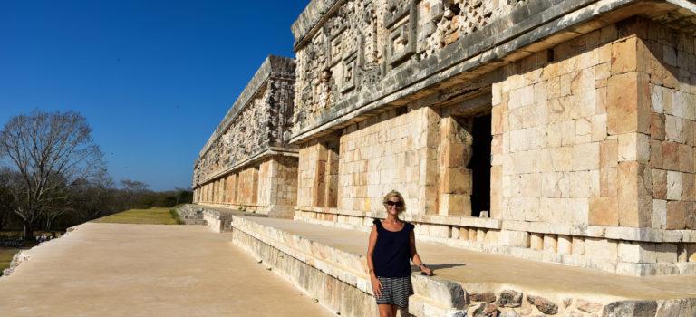 Mayastadt und Kolonialstadt – Uxmal und Campeche