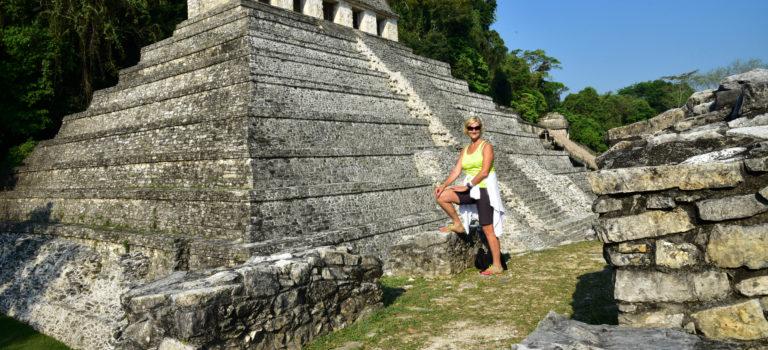 Ruinen und Museum von Palenque