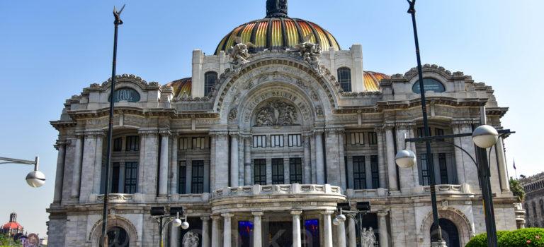 Mexico City – organisiertes Chaos einer Millionenstadt