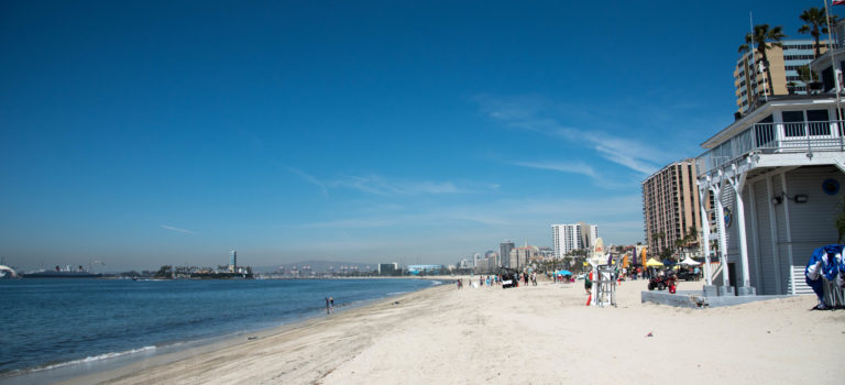 Long Beach – ein Hauch von Hollywood