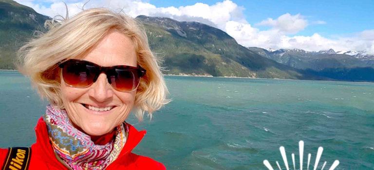 Durch die Inline Passage nach Alaska