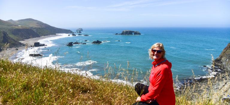 Wildromantische Felsenküste, exclusive Käsepreise und ein freudiges Wiedersehen