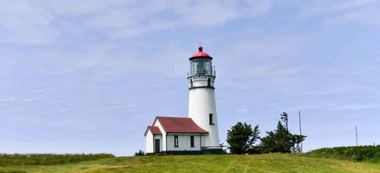 Wildromantisch – so zeigt sich die Küste von Oregon