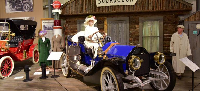 Fountainhead Antique Auto Museum in Fairbanks