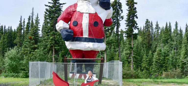 Das Ende des Alaska Higways
