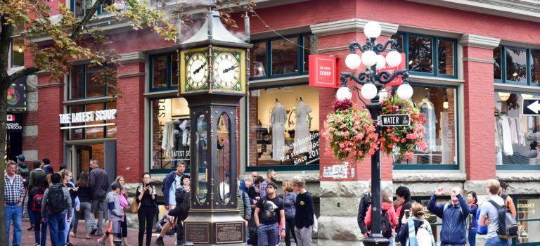 Vancouver – eine Stadt zwischen Bergen und Ozean