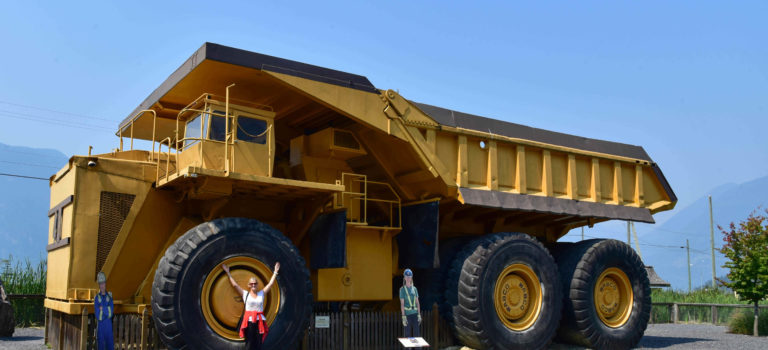 Britannia Mine – die einst größte Kupfermine des britischen Reiches