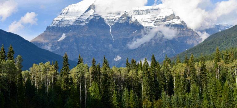 Mount Robson – der höchste Berg in den kanadischen Rocky Mountains